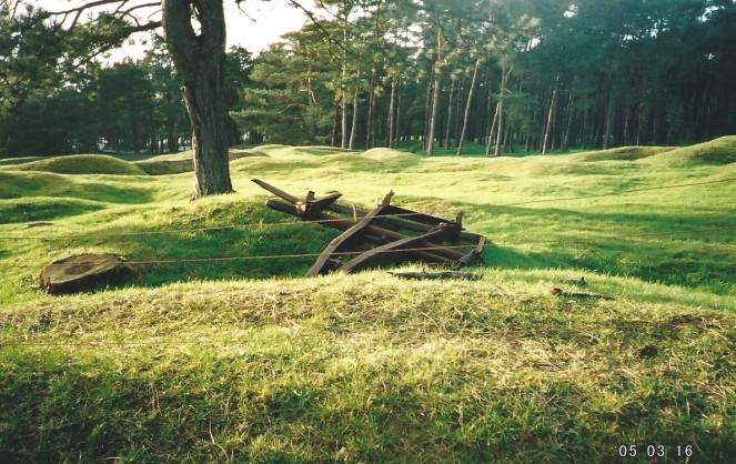 Vimy grounds